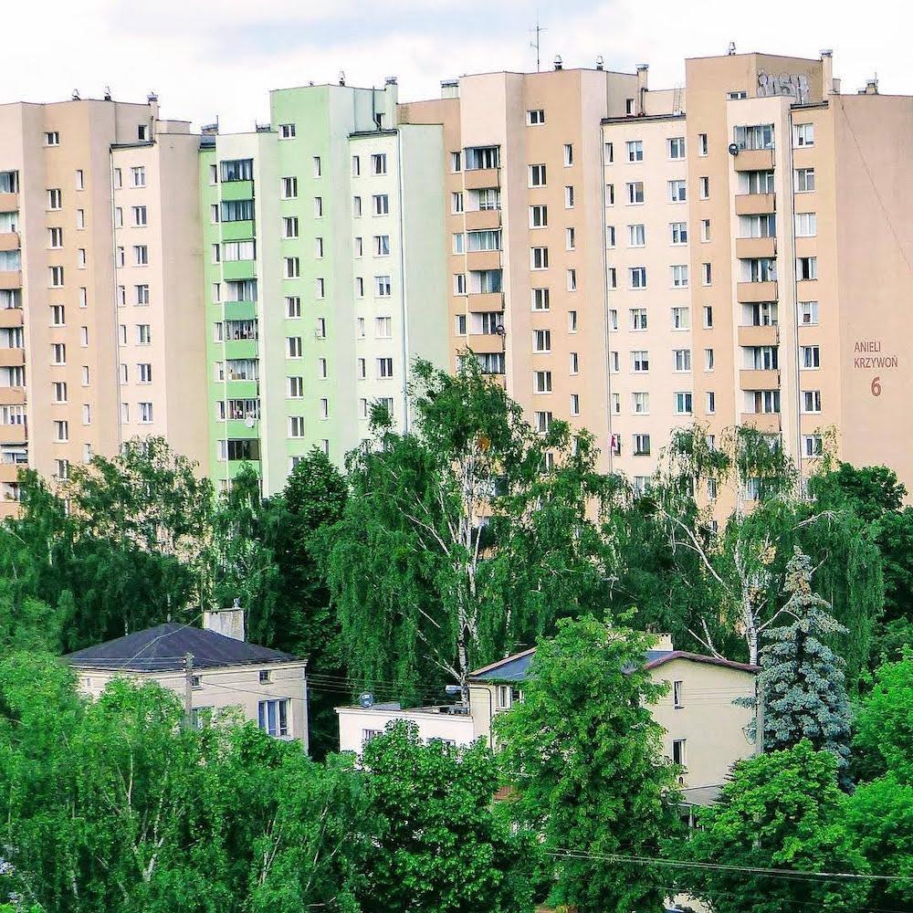 Warsaw Brutalism