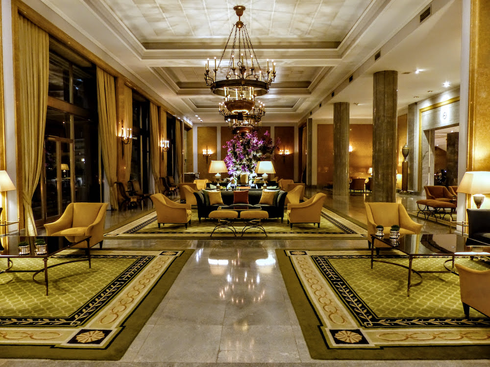 Ritz Lisbon Chandelier