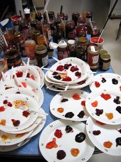 Jam & Jelly Post-Taste Test