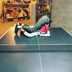 Julian pong style