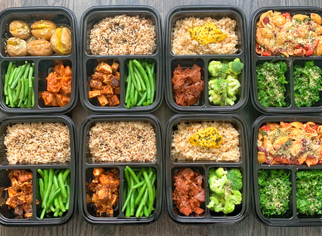 THE VALUE IN MEAL PLANNING