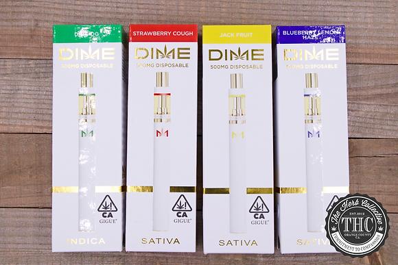 DIME INDUSTRIES | Dime Disposable Vape Pen 500mg