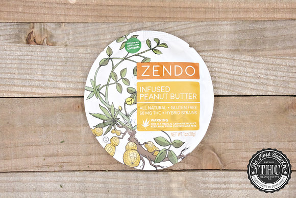 ZENDO | Infused Peanut Butter 50mg