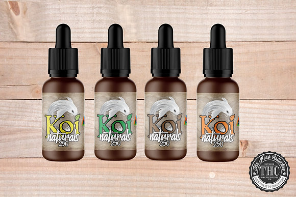 KOI CBD | Naturals CBD Oil | 250mg - 2000mg