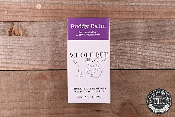 MARY'S NUTRITIONALS | Mary's Pet Buddy Balm