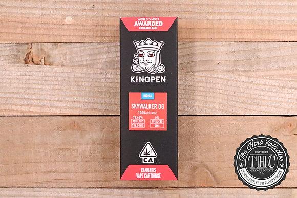 KINGPEN | Premium Vapor Oil Cartridge | 1 Gram