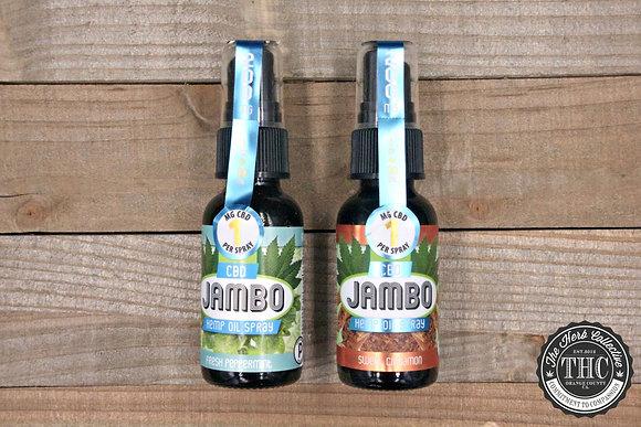 JAMBO SUPERFOODS | CBD Potion 100-500mg
