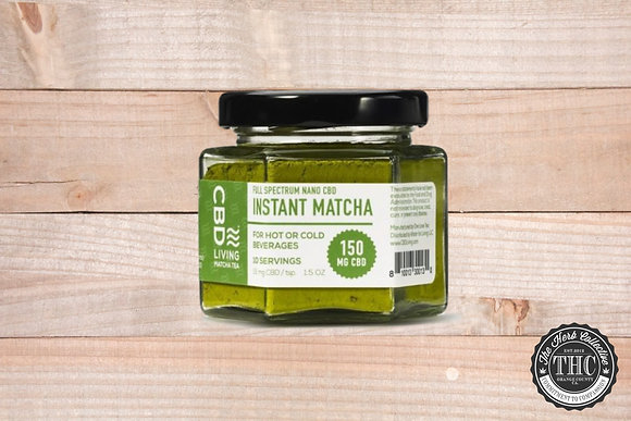 CBD LIVING | CBD Matcha Green Tea 150mg