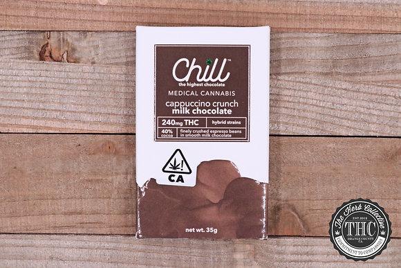 CHILL CHOCOLATE | Chocolate Bar 240mg