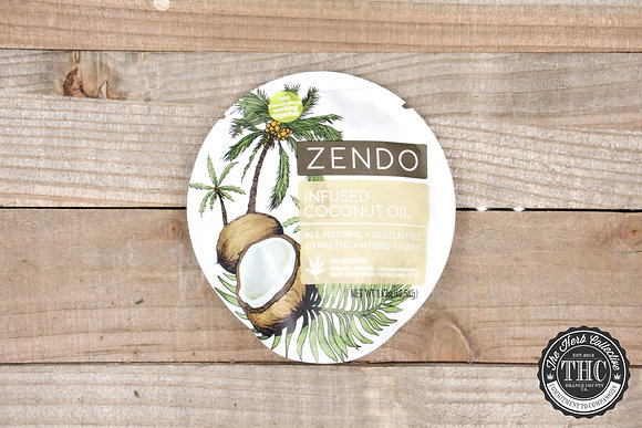 ZENDO | Infused Coconut Oil 60mg