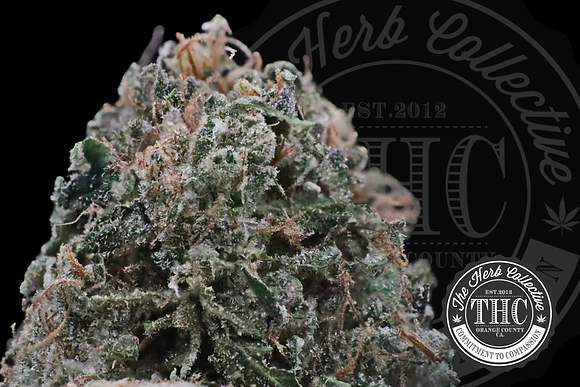CLIF KUSH | MID-SHELF