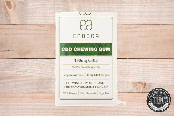 ENDOCA | CBD Chewing Gum 150mg