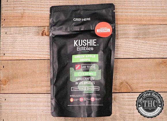 KUSHIE | Green Apple Drops 320mg