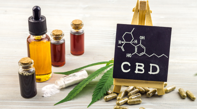 Dab Through the Holidays With These CBD Concentrates