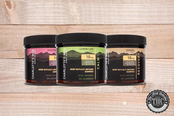 CHARLOTTE'S WEB | CBD Botanical Gummies 300mg