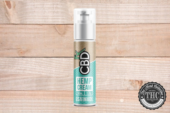 CBDfx | CBD Cream 150mg
