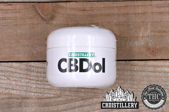 CBDISTILLERY | CBDol Topical Salve 500mg