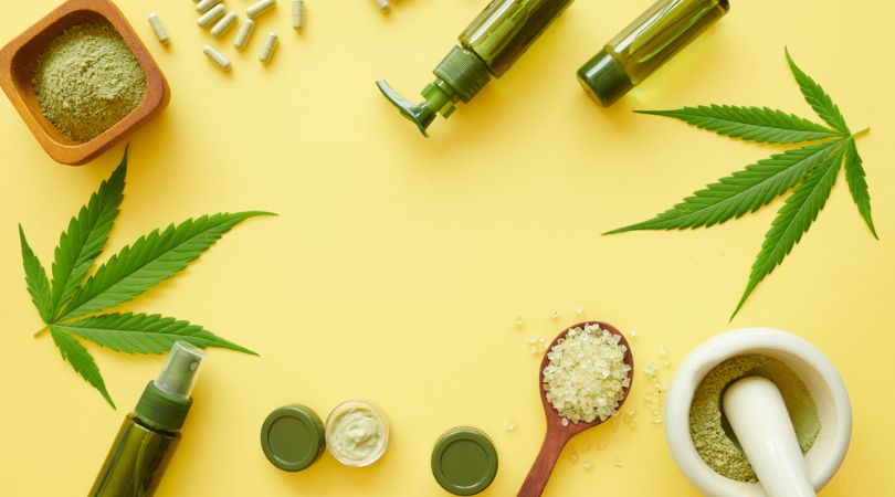 Does Cannabis Belong In Your Skincare Products