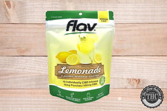 FLAV | CBD Lemonade Drink Mix | 100mg - 250mg
