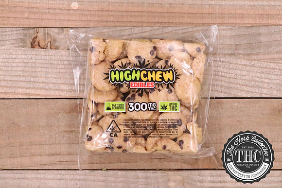 HIGH CHEW | Cookie Krispy Treat 300mg