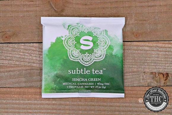 SUBTLE TEA | Sencha Green 40mg
