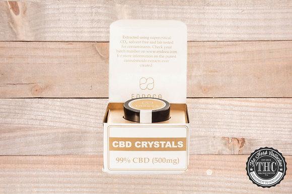 ENDOCA | CBD Crystals | .5 Gram