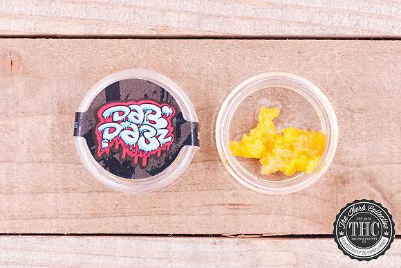 DAB DABZ | Sugar Resin Wax | 1 Gram