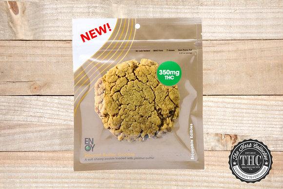 ENJOYABLE EDIBLES | Peanut Butter Cookie 350mg