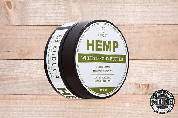 ENDOCA | CBD Whipped Body Butter 1500mg