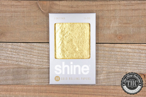 SHINE 24K | Gold Papers