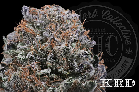 CHERRY KUSH | TOP SHELF | KRD