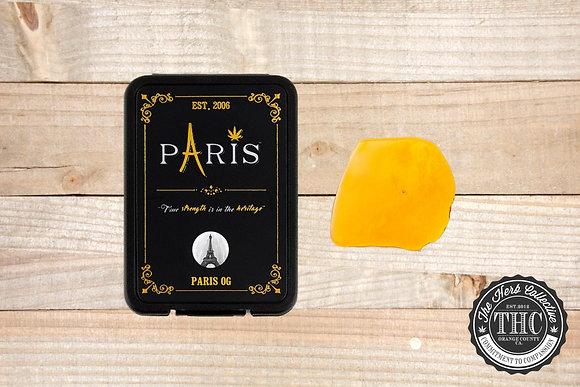 PARIS | Shatter Wax | .5 Gram