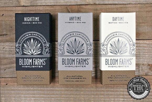 BLOOM FARMS | Highlighter Vapor Cartridge | .5 Gram