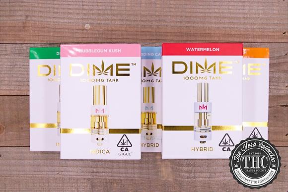 DIME INDUSTRIES | Dime Vapor Cartridge | 1 Gram