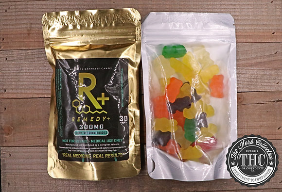 REMEDY+ | Sugar-Free Bear Buddies 300mg