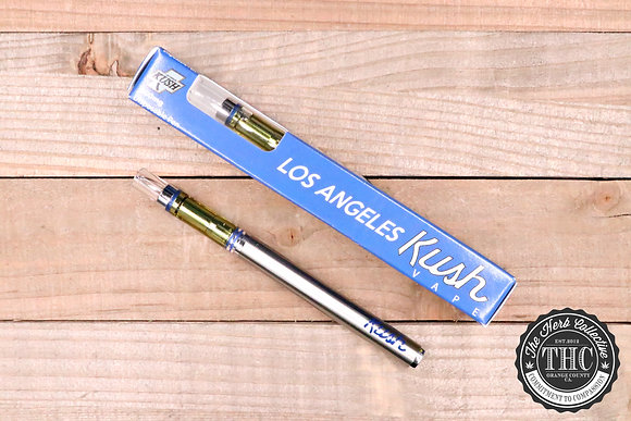 LOS ANGELES KUSH | Premium Gold Oil Disposable Vapor Cartridge | .5 Gram