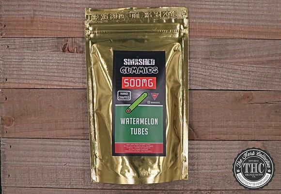 SMASHED | Watermelon Tubes 500mg