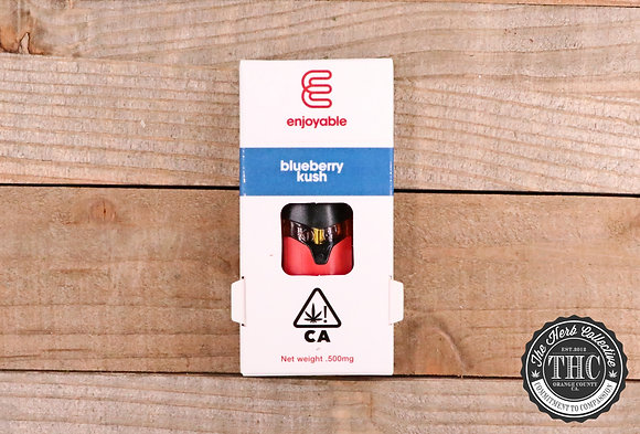 ENJOYABLE | Vapor Pod Cartridge | .5 gram