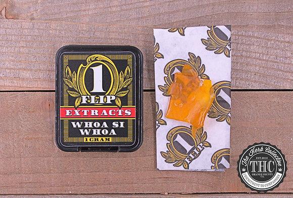 FLIP 1 | Premium Shatter Wax | 1 Gram