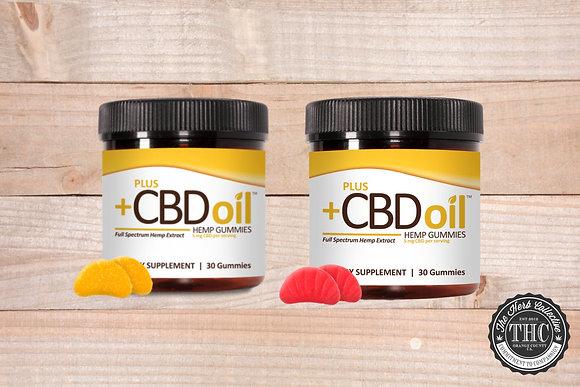 PLUS+ CBD | CBD Gummies 150mg