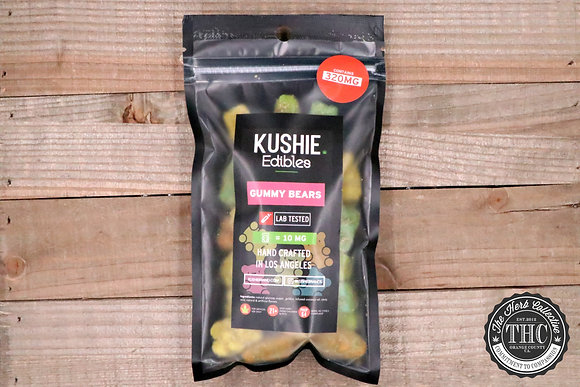 KUSHIE | Gummy Bears 320mg