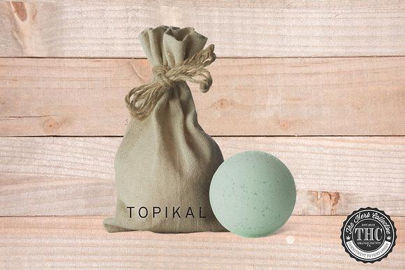 TOPIKAL | CBD Bath Bomb Soak 100mg