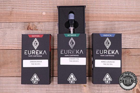 EUREKA   High Potency Vapor Cartridge   1 Gram