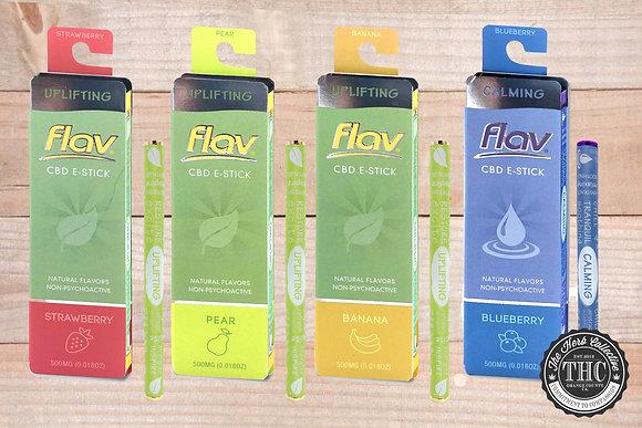 FLAV | CBD Disposable Mood Pens | .5 Gram