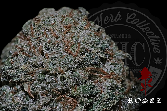 WHITE TOAST KUSH | MID-TOP SHELF | ROSEZ CO. | 25.2%
