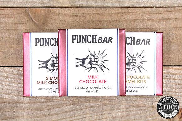 PUNCH BAR | Punch Bar Chocolate 225mg