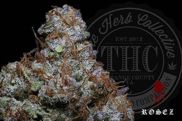 G.M.O FUEL 22.6% | TOP SHELF | ROSEZ CO.