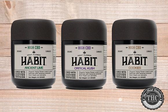 HABIT | High CBD Flowers | 3.5 Gram