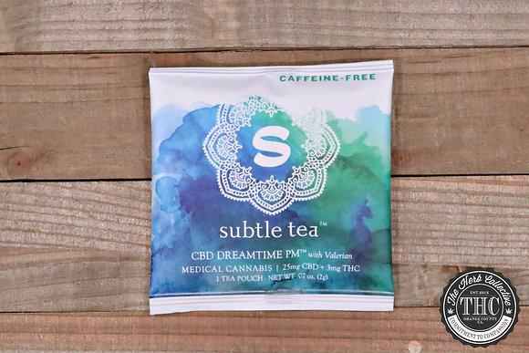 SUBTLE TEA | 8:1 CBD Dreamtime PM