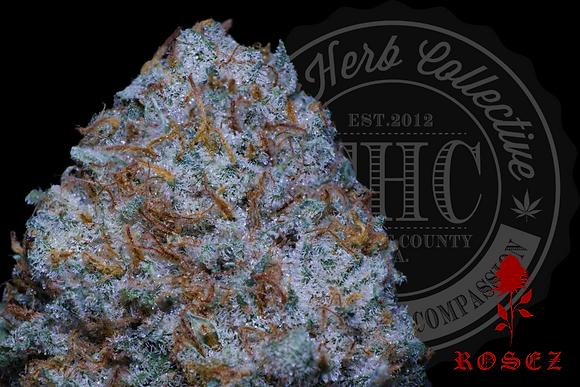 WHITE FIRE #43 27.6%  | HEADSTASH | ROSEZ CO.